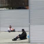 Bozi Anita: Zöld vs. Fehér, Barcelona [Város lakói]