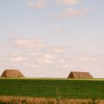 Kohout Dávid: Gizeh, Wielun(Lengyelország) [Város homlokzata]