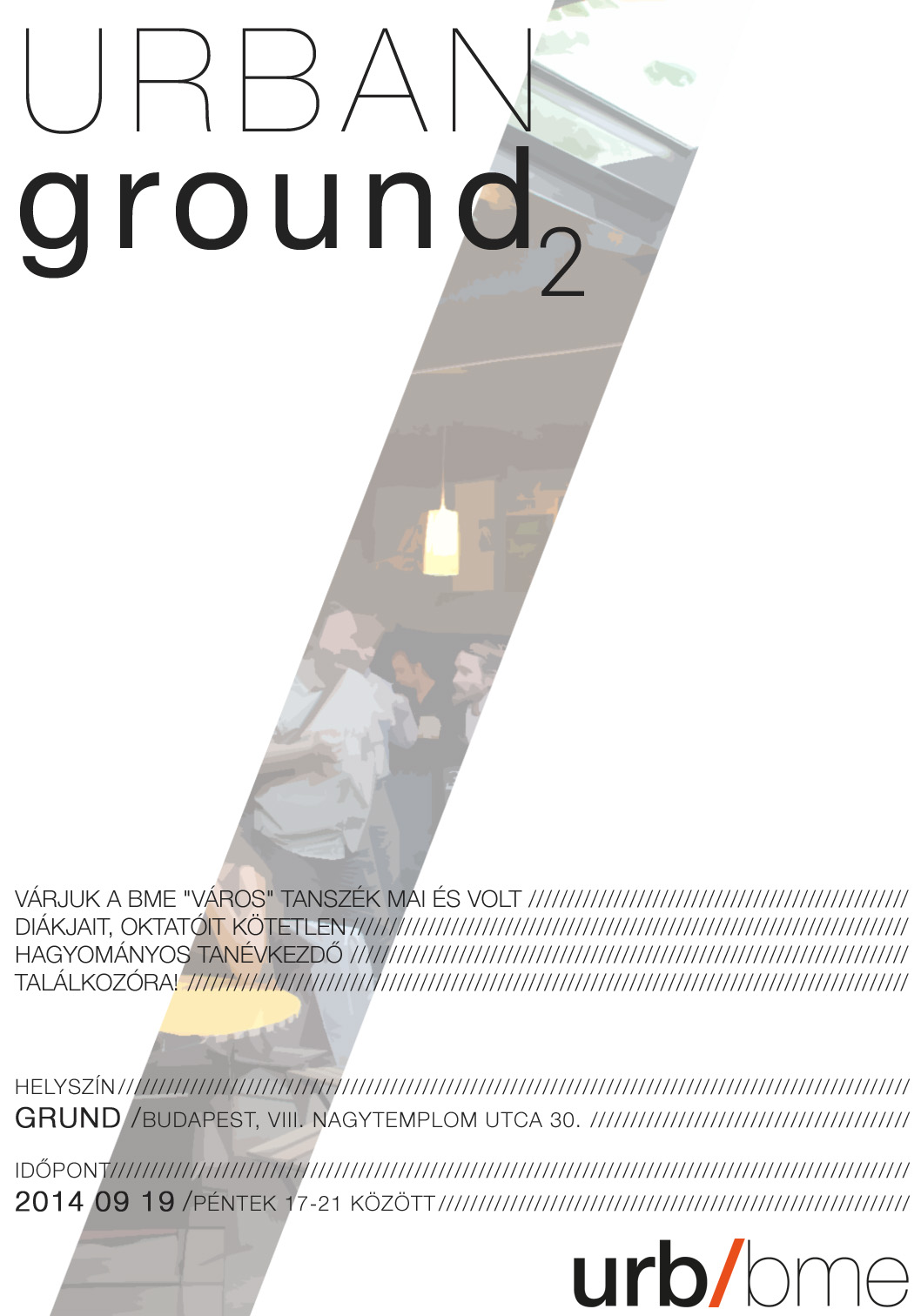 urban GROUND 2014 L