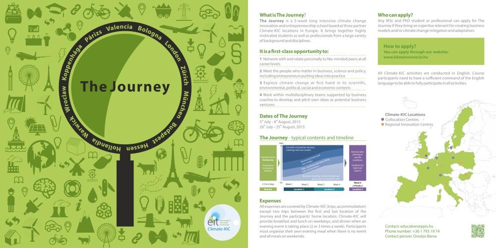 2015 Journey Flyer