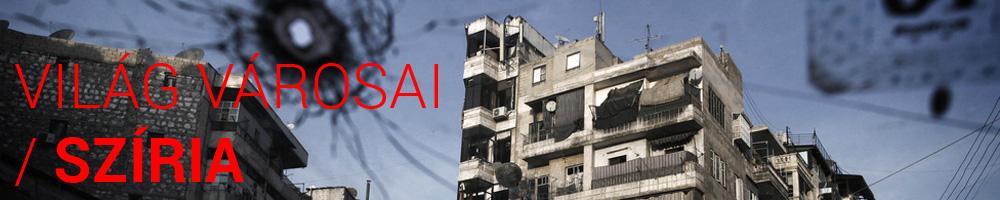 szíria banner